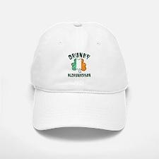 Irish Drunky Baseball Baseball Cap