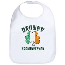 Irish Drunky Bib