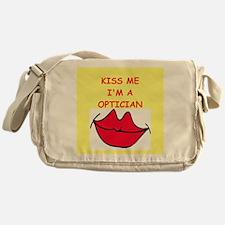 optician Messenger Bag