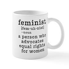Feminist Definition Mug