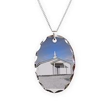 Church on Million Dollar Mountain Necklace