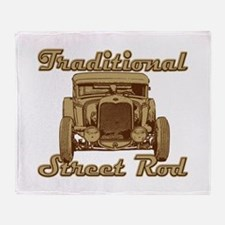Chopped 1930 Ford Coupe Throw Blanket