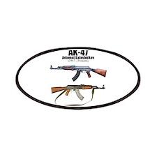 Firearm Gun Patches