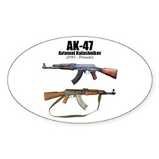 Firearm Gun Decal