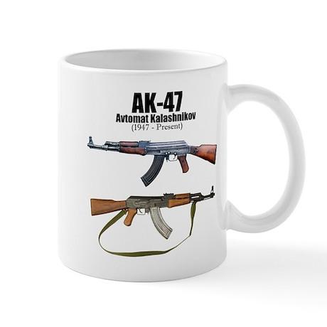 Firearm Gun Mug