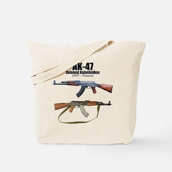 Firearm Gun Tote Bag