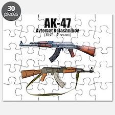 Firearm Gun Puzzle