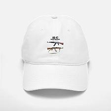 Firearm Gun Baseball Baseball Cap