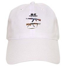 Firearm Gun Baseball Cap