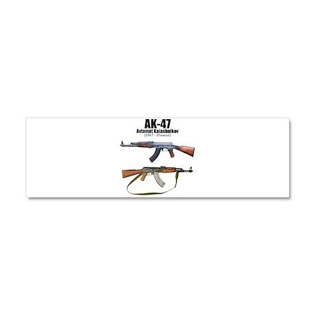 Firearm Gun Car Magnet 10 x 3