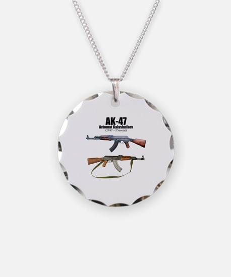 Firearm Gun Necklace