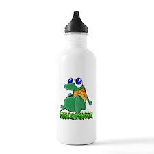 Feelin Froggy Water Bottle