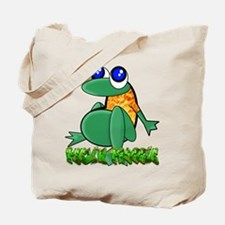 Feelin Froggy Tote Bag