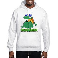 Feelin Froggy Hoodie