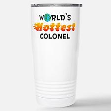 World's Hottest Colonel (C) Mugs