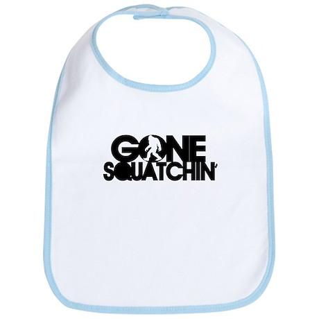 Gone Squatchin' Bib