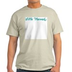 Little Mermaid Ash Grey T-Shirt