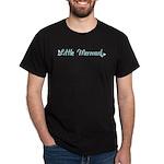 Little Mermaid Black T-Shirt