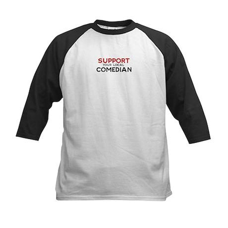 Support: COMEDIAN Kids Baseball Jersey