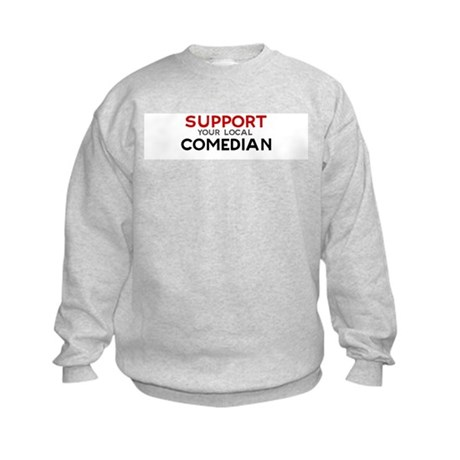 Support: COMEDIAN Kids Sweatshirt