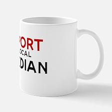 Support:  COMEDIAN Mug