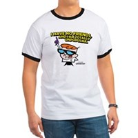 Dexter I Have No Friends Ringer T