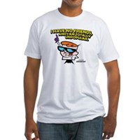 Dexter I Have No Friends Fitted T-Shirt