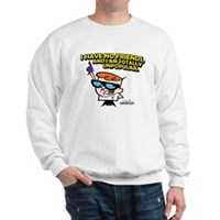Dexter I Have No Friends Sweatshirt