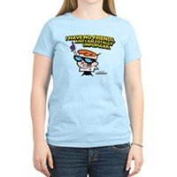 Dexter I Have No Friends Women's Light T-Shirt