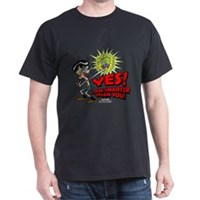 Yes! I Am Smater Than You Dark T-Shirt