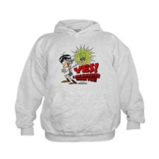 Yes! I Am Smater Than You Hoodie