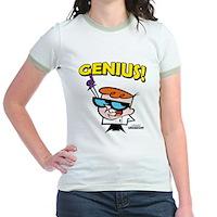 Dexter's Laboratory Genius! Jr. Ringer T-Shirt