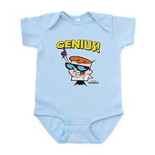 Dexter's Laboratory Genius! Infant Bodysuit