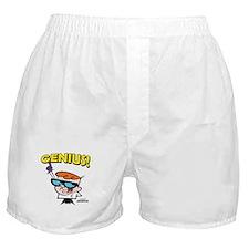 Dexter's Laboratory Genius! Boxer Shorts