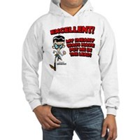 Mandark Excellent! Hooded Sweatshirt
