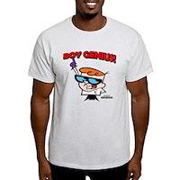 Dexter Boy Genius Light T-Shirt