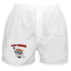 Dexter Boy Genius Boxer Shorts