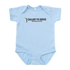 Chile Santiago East LDS Missi Infant Bodysuit