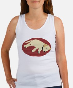 Lab Puppy Women's Tank Top