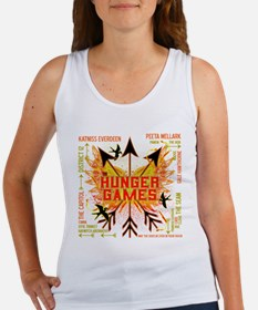 Hunger Games Gear Collective Women's Tank Top