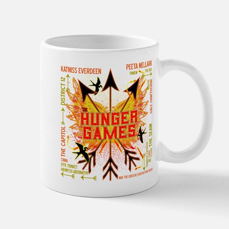 Hunger Games Gear Collective Mug