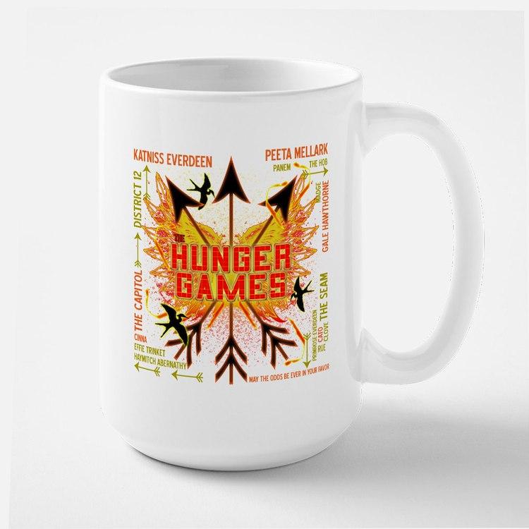 Hunger Games Gear Collective Large Mug