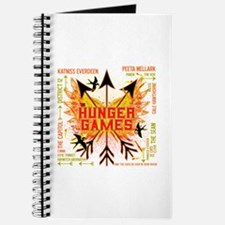 Hunger Games Gear Collective Journal