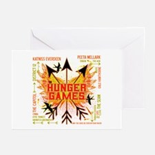 Hunger Games Gear Collective Greeting Cards (Pk of