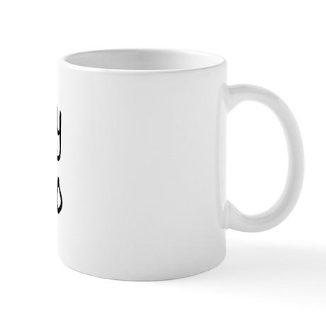 I LOVE MY Lhasapoo Mug