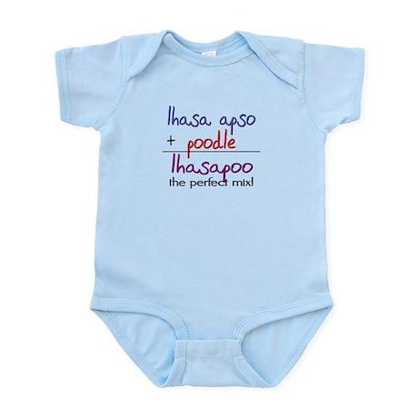 Lhasapoo PERFECT MIX Infant Bodysuit