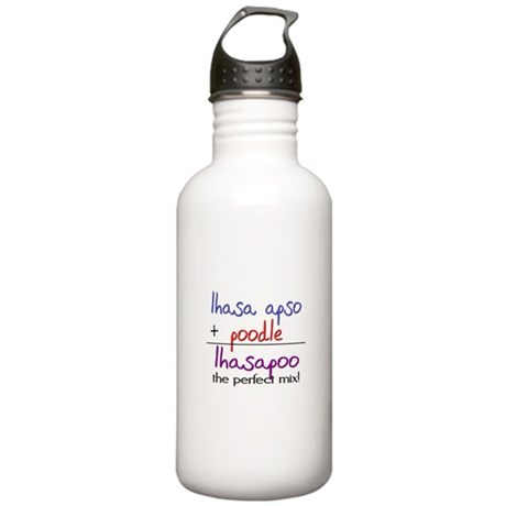 Lhasapoo PERFECT MIX Stainless Water Bottle 1.0L
