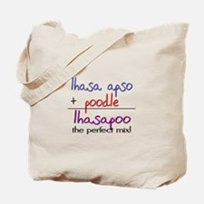 Lhasapoo PERFECT MIX Tote Bag