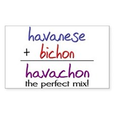 Havachon PERFECT MIX Decal