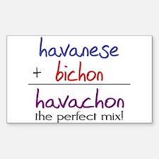 Havachon PERFECT MIX Decal